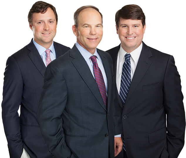 AQUILA Project Leasing Team: Ben Tolson, David Putman and Leigh Ellis